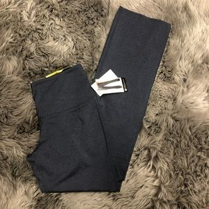 Tuff Athletics Yoga Pant: Blue (PM1208)